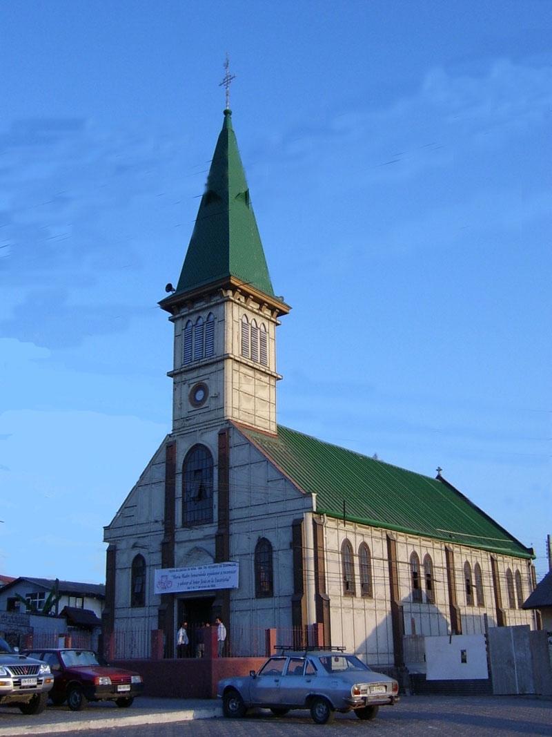 Título: Iglesias de Chile
